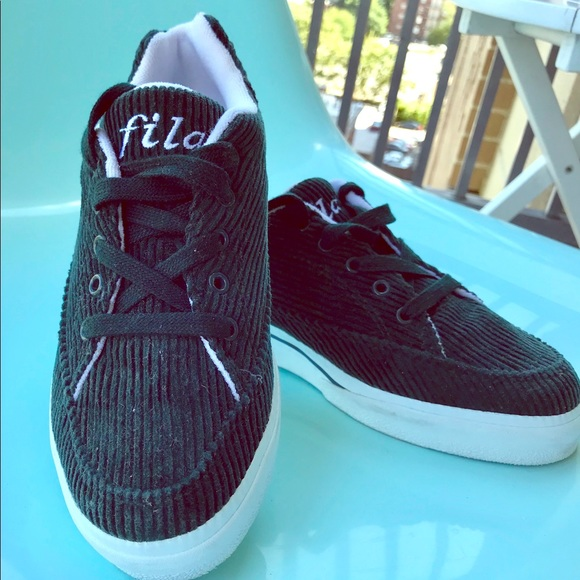 Fila Shoes | Vintage Fila Green